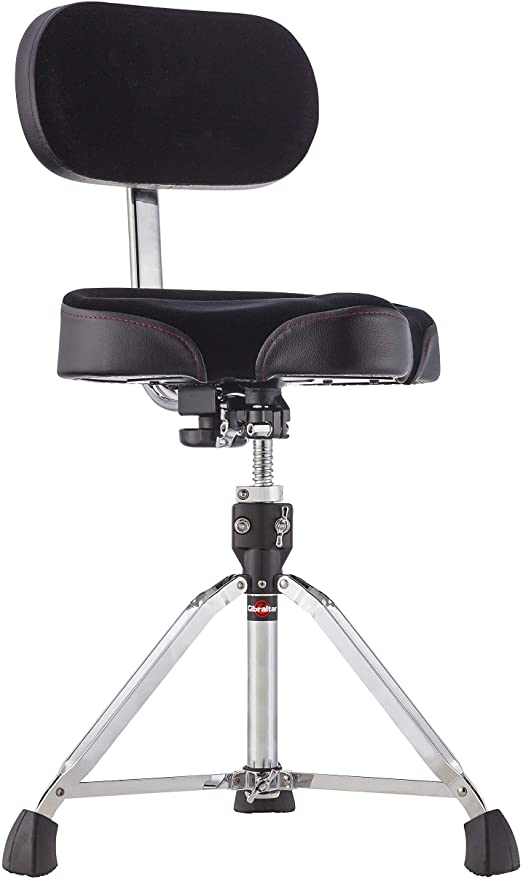 best drum throne with backrest