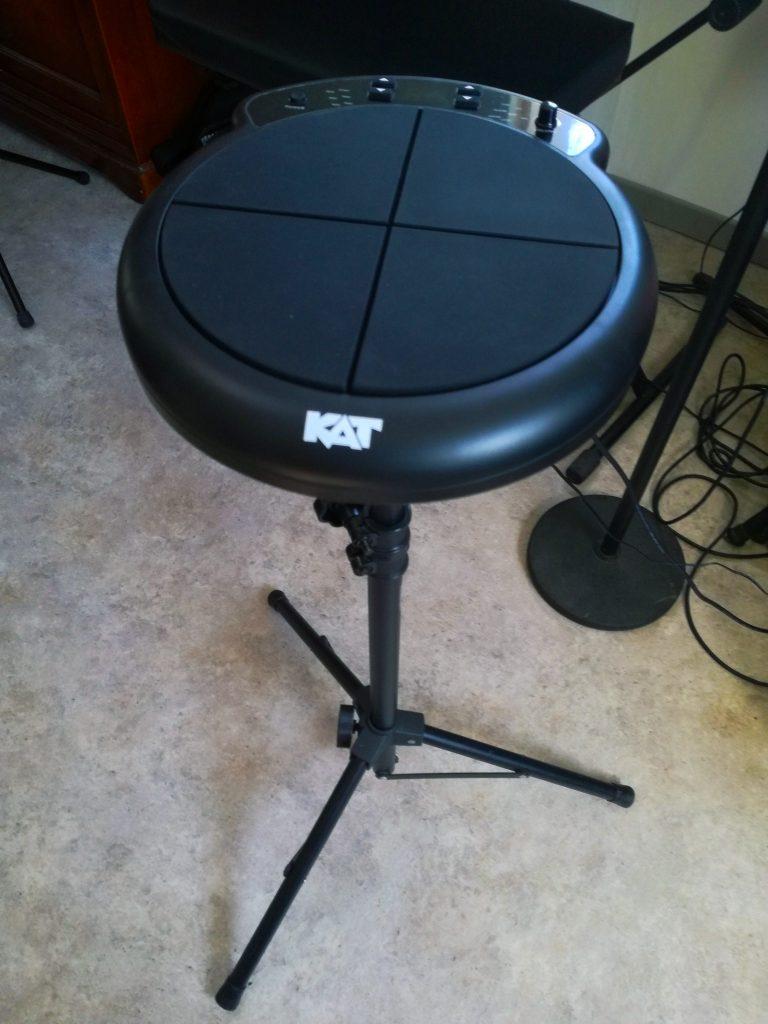 KAT KTMP1 Percussion Review